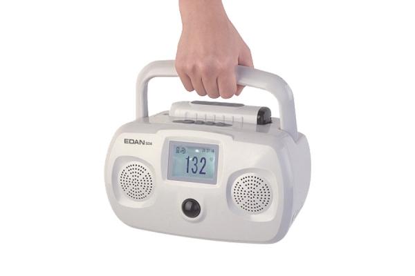 SD6 Ultrasonic Tabletop Fetal Doppler
