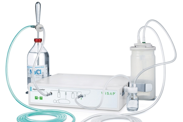 Лапароскопический отсос - ирригационный насос