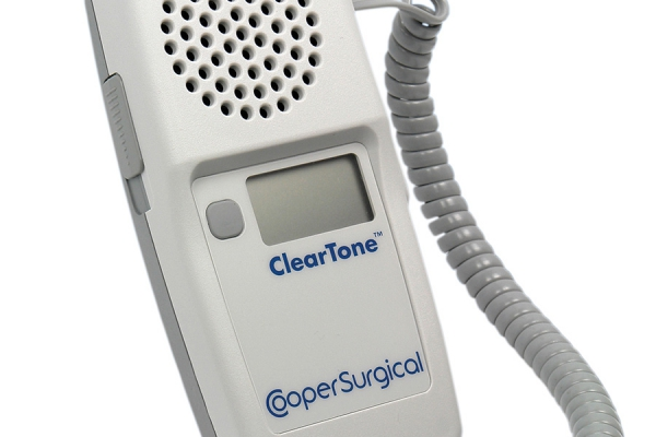 ClearTone Fetal Doppler