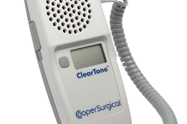 ClearTone Fetal Doppler