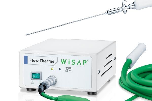 CO2 Gas-Heating Modul